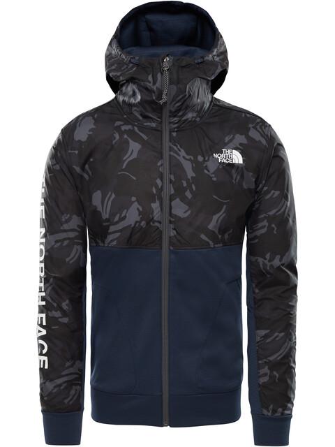 The North Face M's TNL Ovly Jacket TNF Black Tonal Camo Print/Urban Navy